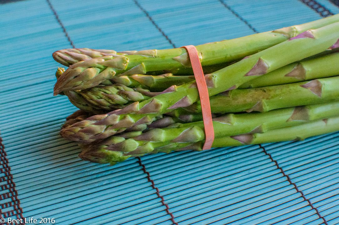 How To Choose, Prepare and Store Asparagus