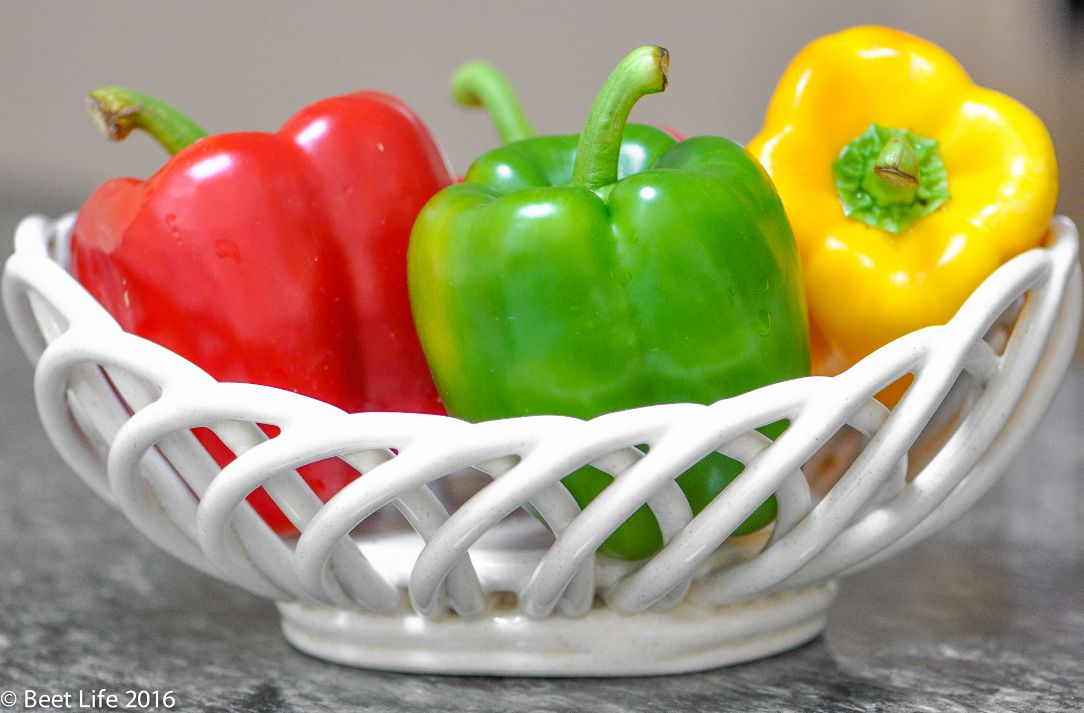 How to Choose, Prepare and Store Bell Peppers